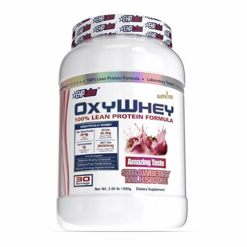 EHPLabs OxyWhey Lean Protein 30 Servings 930g Banana Bliss